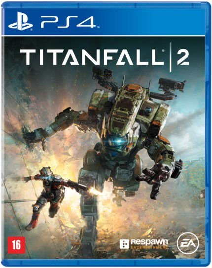 Jogo Titanfall 2 - PS4 - Novo
