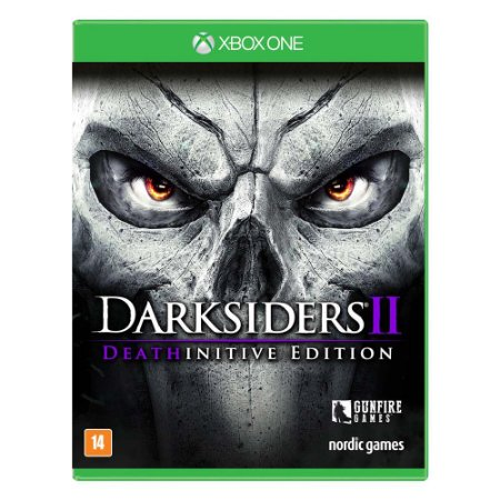Jogo Darksiders 2 Death Initive Edition - Xbox One