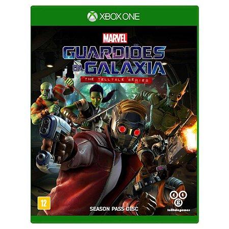 Jogo Guardiões da Galaxia - Xbox One - Seminovo