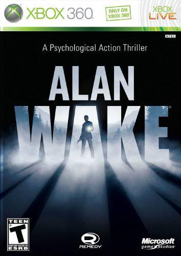 Jogo Alan Wake - Xbox 360 - Seminovo