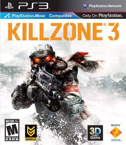 Jogo Killzone 3 - PS3 - Seminovo