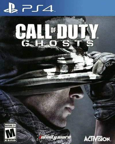 Jogo Call of Duty Ghosts - PS4 - Seminovo