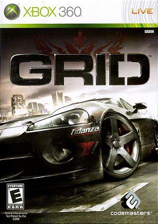 Jogo Grid Xbox 360 - Seminovo