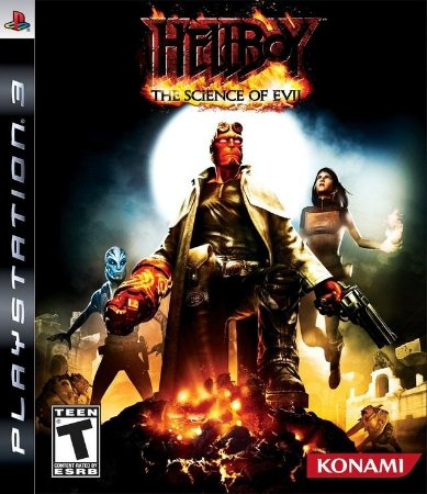 Jogo Hellboy The Science of Evil - PS3 - Seminovo