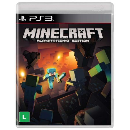 Jogo Minecraft Playstation 3 Edition - PS3 - Seminovo