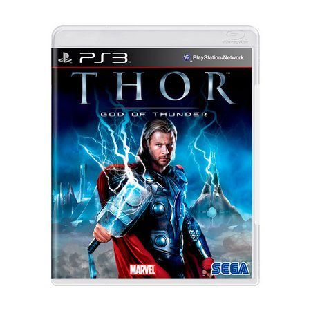 Jogo Thor God of Thunder - PS3 - Seminovo