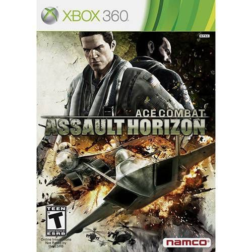 Jogo Ace Combat Assault Horizon - Xbox 360 - Seminovo