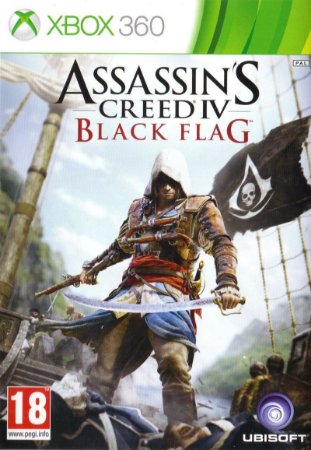 Jogo Assassin's Creed IV Black Flag - Xbox 360 - Seminovo