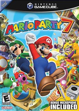 Jogo Mario Party 7 - Game Cube - Seminovo