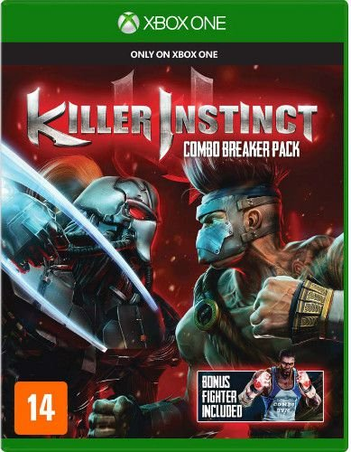 Jogo Killer Instinct Xbox One - Seminovo