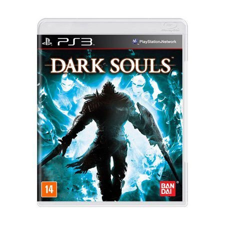 Jogo Dark Souls - PS3 - Seminovo