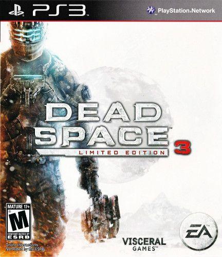Jogo Dead Space 3 - PS3 - Seminovo