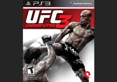 Jogo UFC 3 Undisputed - PS3 - Seminovo