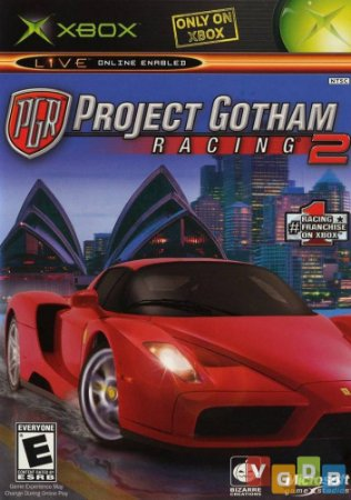 Jogo Project Gotham Racing 2 - Europeu - Xbox - Seminovo