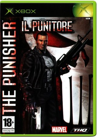 Jogo The Punisher - Europeu- Xbox - Seminovo