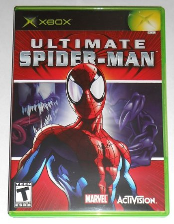 Jogo Ultimate Spider Man - Europeu - Xbox - Seminovo