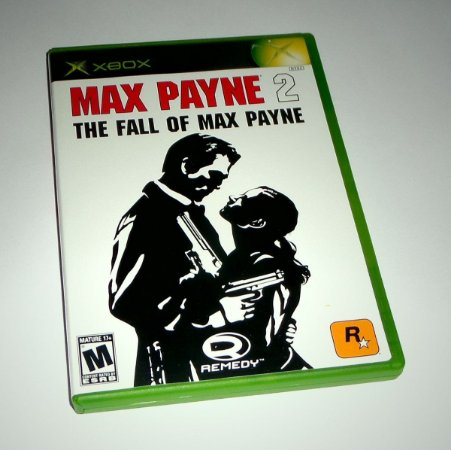 Jogo Max Payne 2 The Fall of Max Payne - Europeu - Xbox - Seminovo