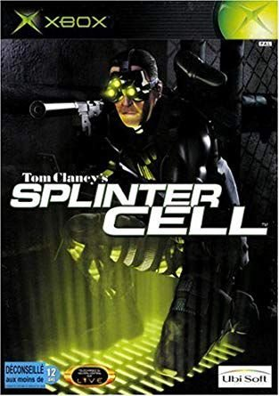 Jogo Tom Clancys's Splinter Cell - Europeu - Xbox - Seminovo
