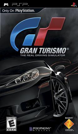 Jogo Gran Turismo - PSP - Seminovo