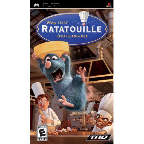 Jogo Ratatouille - PSP - Seminovo