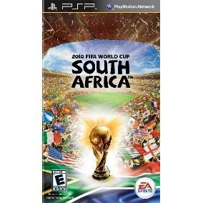 Jogo 2010 Fifa World Cup South Africa - PSP - Seminovo