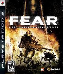 Jogo FEAR First Encounter Assault Recon - PS3 - Seminovo