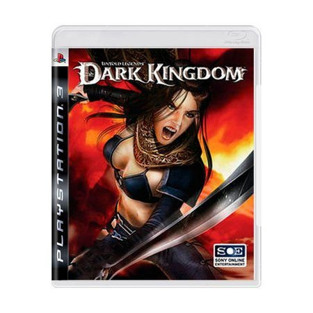 Jogo Untold Legends Dark Kingdom - PS3 - Seminovo