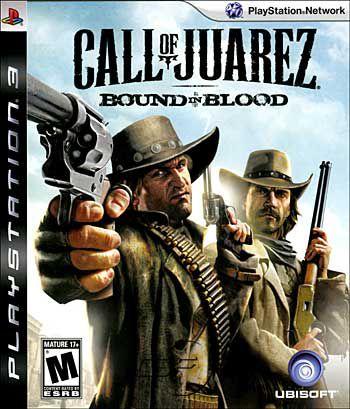 Jogo Call of Juarez Bound in Blood - PS3 - Seminovo