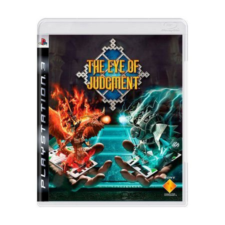 Jogo The Eye Of Judgement - PS3 - Seminovo