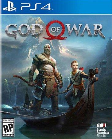 Jogo God of War PS4 - Seminovo