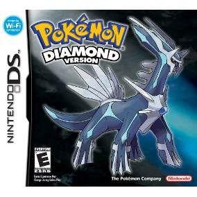 Jogo Pokémon Diamond Version - Nintendo DS - Seminovo