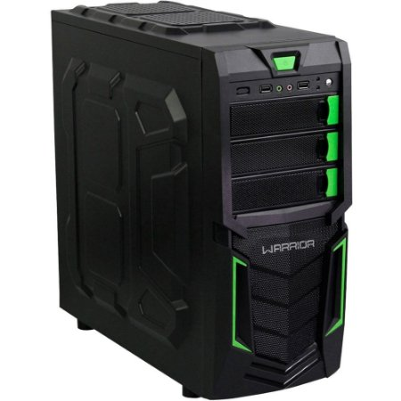 Gabinete Gamer Warrior Multilaser - GA139