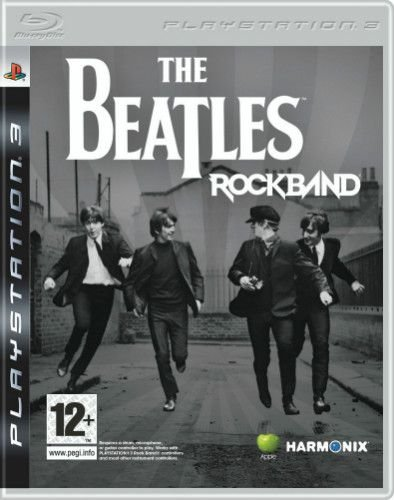 Jogo The Beatles Rock Band - Ps3 - Seminovo