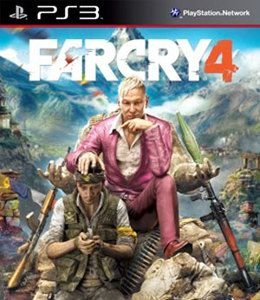 Jogo Far Cry 4 - PS3 - Seminovo