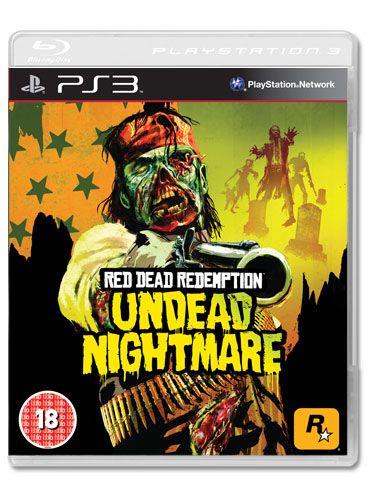 Jogo Red Dead Redemption Undead Nightmare - PS3 - Seminovo
