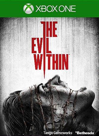Jogo The Evil Within Xbox One - Seminovo