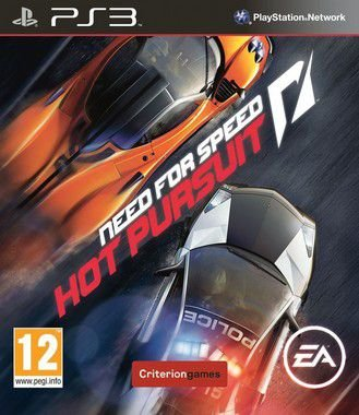 Jogo Need For Speed Hot Pursuit - PS3 - Seminovo