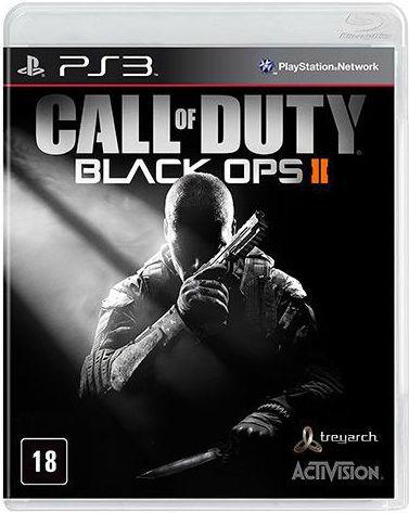 Jogo Call of Duty: Black Ops II - PS3 - Seminovo
