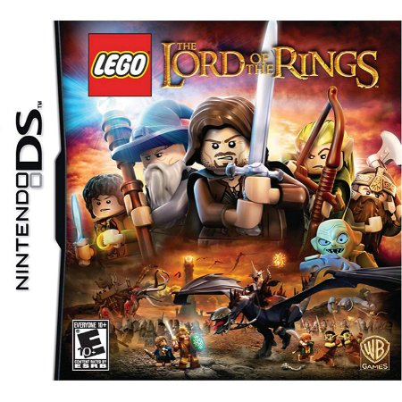 Jogo Lego The Lords of The Rings - Nintendo DS - Seminovo