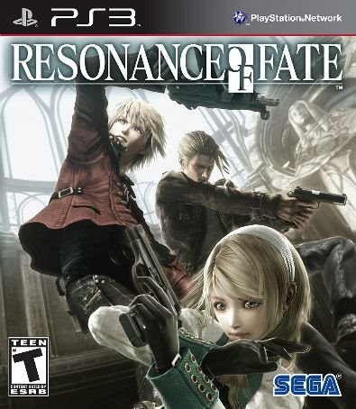 Jogo Resonance of Fate - PS3 - Seminovo