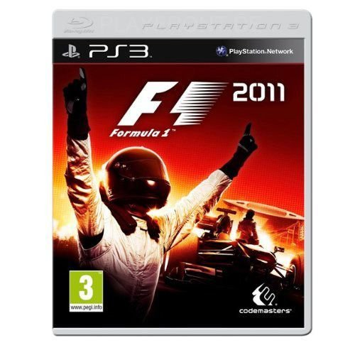 Jogo Formula 1 2011 - PS3 - Seminovo