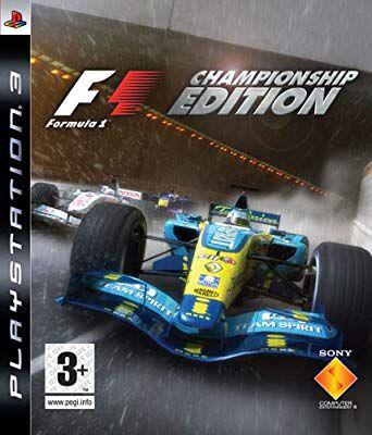Jogo Formula 1 Championship Edition - PS3 - Seminovo