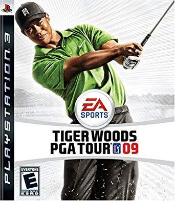 Jogo Tiger Woods PGA Tour 09 - PS3 - Seminovo