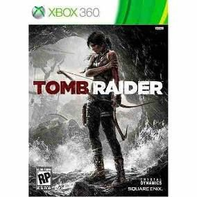 Jogo Tomb Raider - Xbox 360 - Seminovo