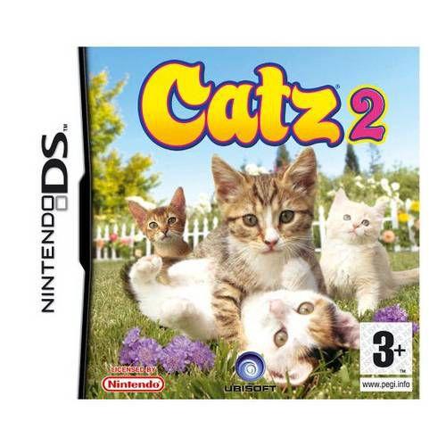 Jogo Petz Catz 2 - Nintendo DS - Seminovo