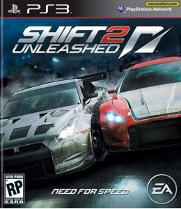 Jogo Need For Speed Shift 2 Unleashed Limited Edition - PS3 - Seminovo