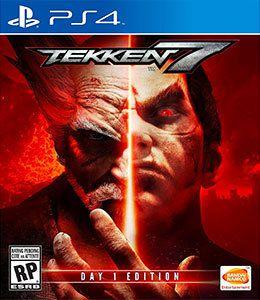 Jogo Tekken 7 - PS4 - Seminovo