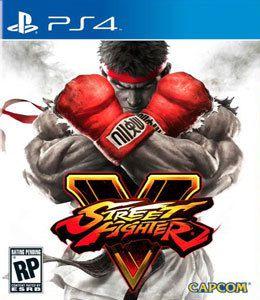 Jogo Street Fighter V - PS4 - Seminovo