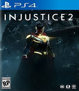 Jogo Injustice 2 - PS4 - Seminovo