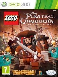 Jogo Lego Pirates of the Caribbean: The Video Game - XBox 360 - Seminovo